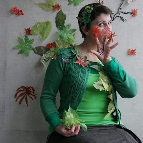 Laetitia Mirault, modiste