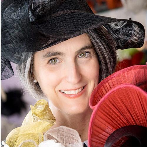 Cécile Guyot, modiste