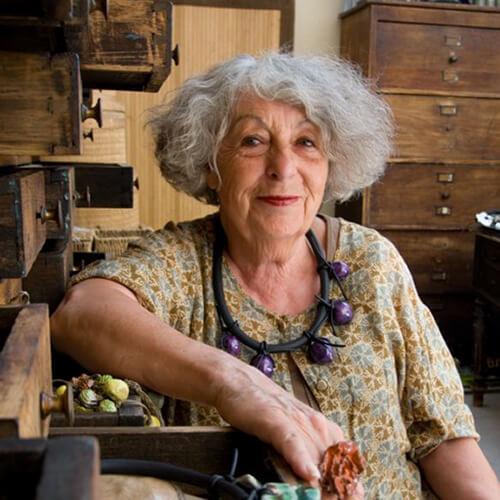 Fanny Acquart Gensollen, créatrice de bijoux