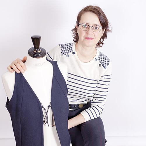 Marion Lacroix, styliste