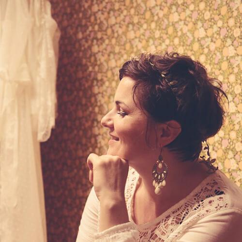 Hélène Lajoinie, styliste corsetière