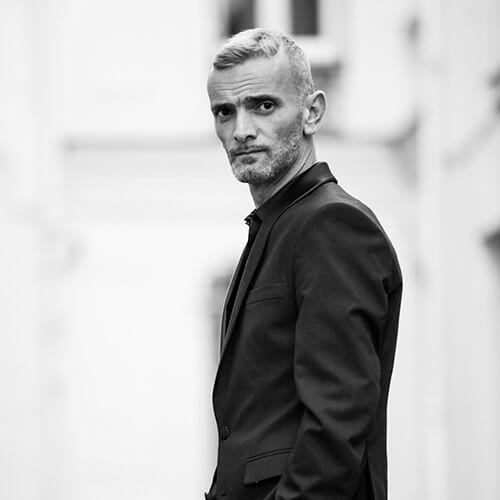 Nico Thibault Francioni, Créateur de mode